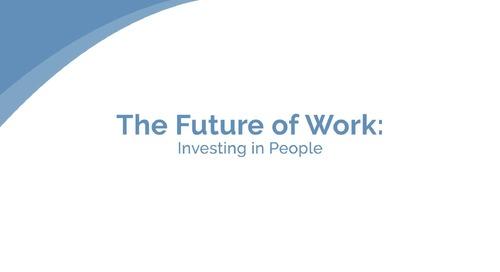 Jacob Morgan: Investing in People