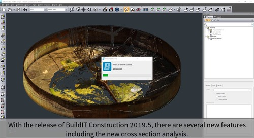 What's new with BuildIT Construction 2019.5