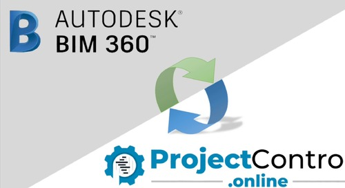 ProjectControls.online + BIM 360 Integration