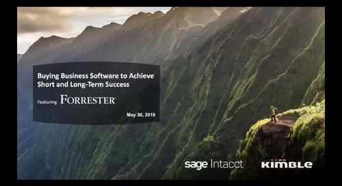 Buying Business Software to Achieve Short and Long-Term Success