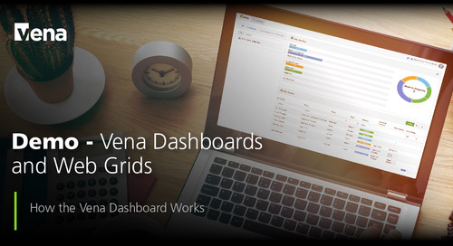 Demo - Vena Dashboards and Web Grids
