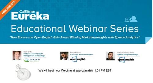 Gain Award Winning Marketing Insights
