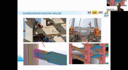 Implementasi Tekla BIM Pada Proyek Bangunan