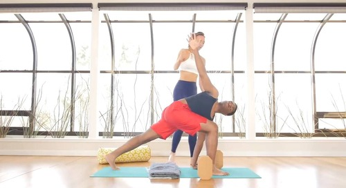 Yoga for Beginners - Jumpstart Your Yoga Practice Safely at Home