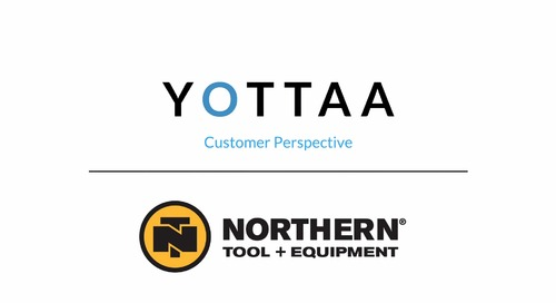 Yottaa Customer Perspective: Northern Tool