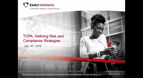 TCPA - Defining Risks and Compliance Strategies