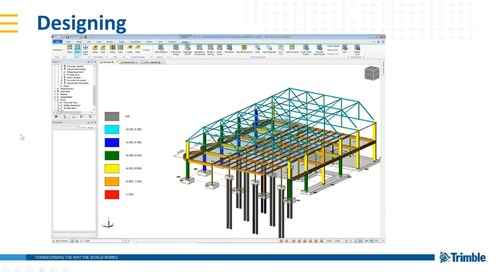 Introduction To Tekla Structural Designer