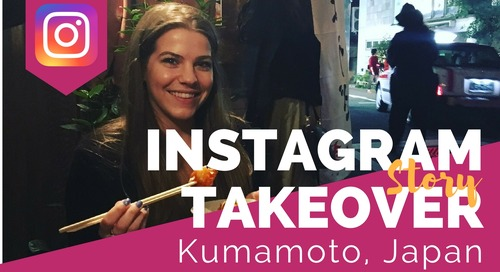 Day in the Life Teaching English in Kumamoto, Japan with Kelsie Foster