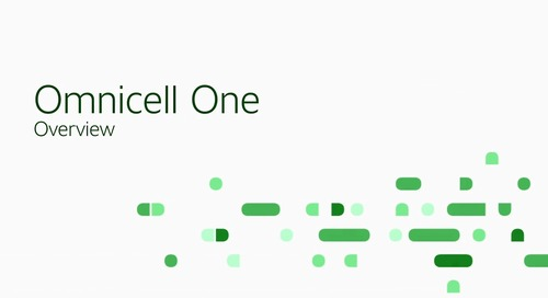 Omnicell One Overview
