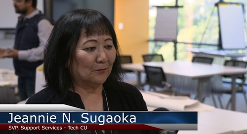 Jeannie N. Sugaoka- SVP, Support Services- Tech CU