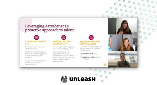 Hiring in a Crisis: AstraZeneca's Playbook in an Unprecedented Talent Hunt