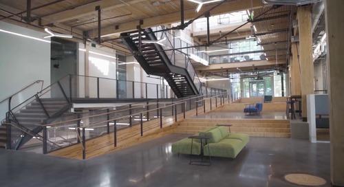 Reusing Construction Materials Is Key to Atlanta Building's Green Dream