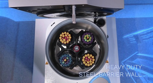 [Video] NuWind Centrifuges from NuAire