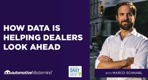 How Data is Helping Dealers Look Ahead