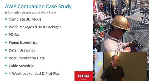 2018 AWP Confernece KBR Case Study 720p