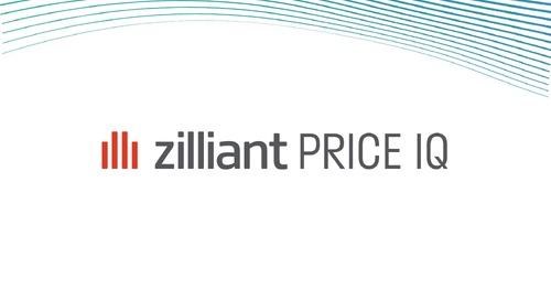 Zilliant Price IQ Overview