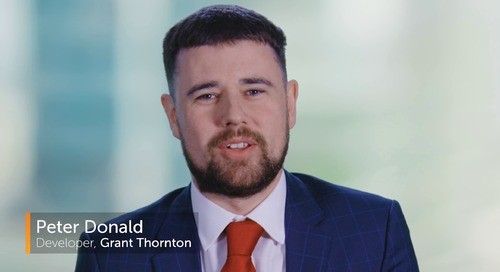 Start Small Think Big with Bots | Grant Thornton Testimonial - Automation Anywhere