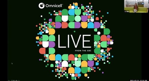 Omnicell LIVE from the EBC: Transforming Pharmacy Technology with the Power of Expert Services