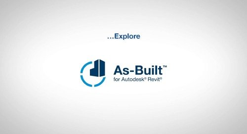 As-Built for Autodesk Revit