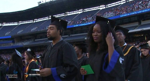 Georgia State University Commencement