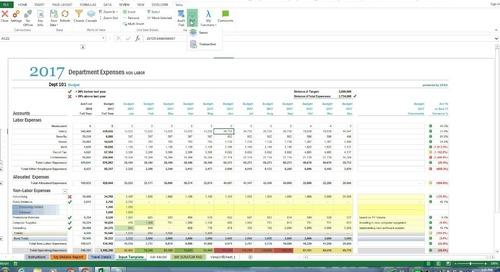 June 6th Budgeting Webinar
