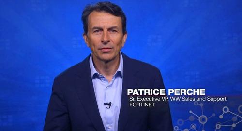 Patrice Message to WW Sales