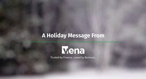 Happy Holidays From Vena - 2019