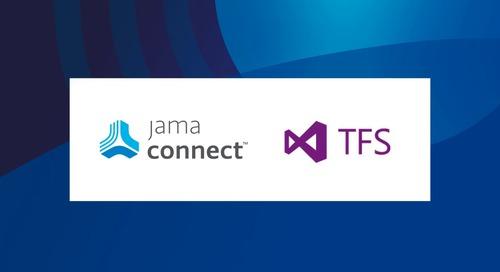 Jama Connect™ + TFS