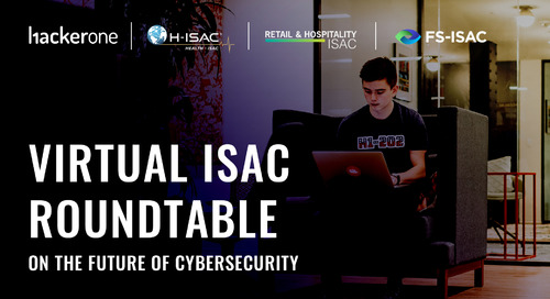 Virtual ISAC Roundtable on the Future of Cybersecurity