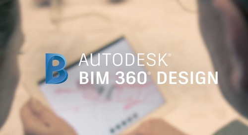 BIM 360 Design - Collaborate in Revit anytime, anywhere