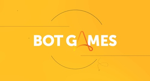 Bot Games 2019 Promo Video