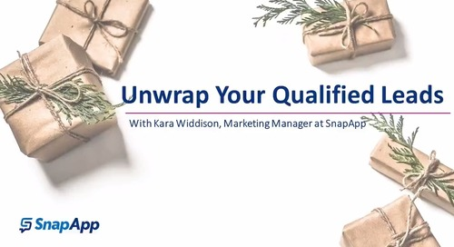 Unwrap Your Qualified Leads