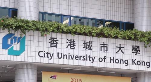 City University of Hong Kong & Canvas - Modern Technology for the Modern Classroom