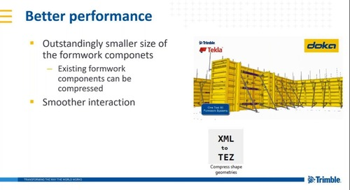 Sneak Preview of Tekla Software 2018 for Concrete Contractors