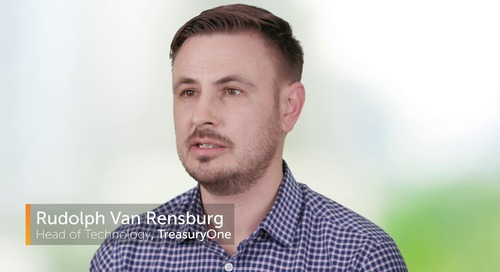 TreasuryONE Gets Big Wins From Automating Small Processes | A Financial Services Success Story