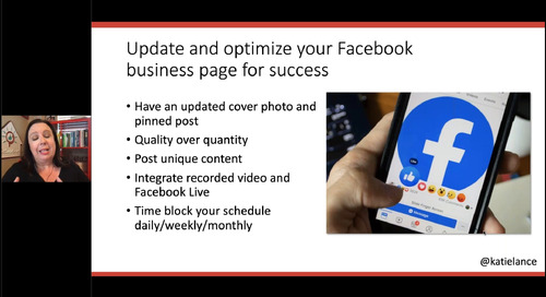 How to Stay Relevant in Facebook's Newsfeed