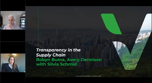 Transparency in the Supply Chain