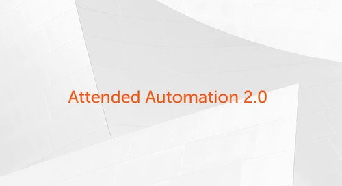 Enterprise 11.x Use Cases - Attended Automation 2.0 - Imagine Video