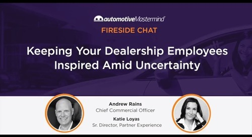 Keeping Your Dealership Employees Motivated Amid Uncertainty