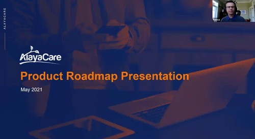 Our commitment to quality - AlayaCare Cloud roadmap webinar