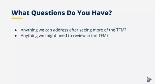 Trimble Fleet Manager - User Panel Session
