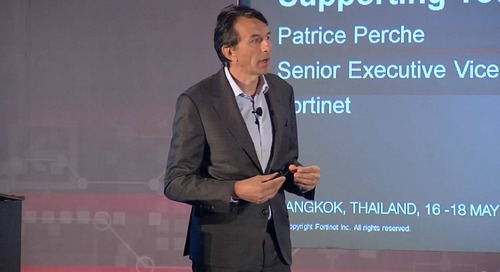 Supporting Your Business Decision - Patrice Perche, SVP, WW Sales & Support