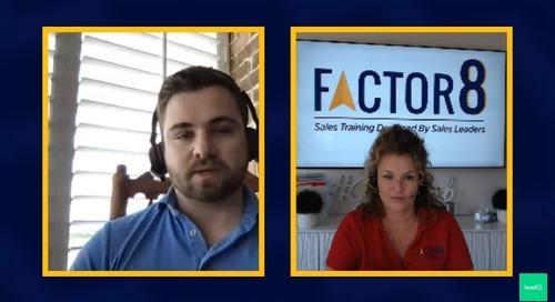 Episode 17: Lauren Bailey and Nick Liemandt