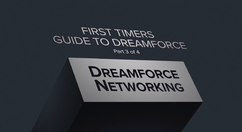 Dreamforce Networking Guide