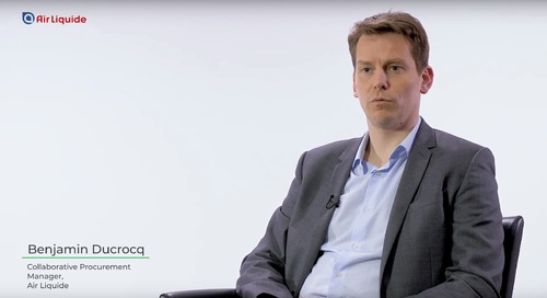 Air Liquide explique le choix d'EcoVadis