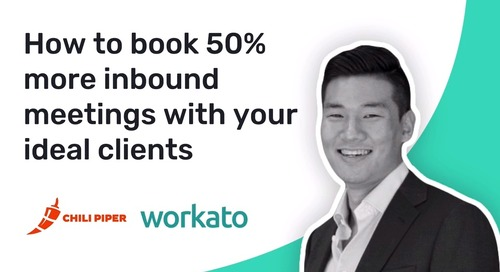 How Workato converts 75% of their qualified leads