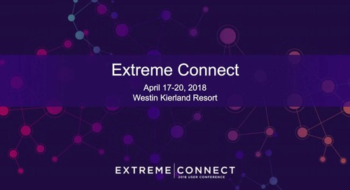Why Attend Extreme Connect 2018?
