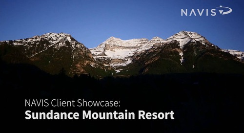 Sundance Mountain Resort Client Showcase