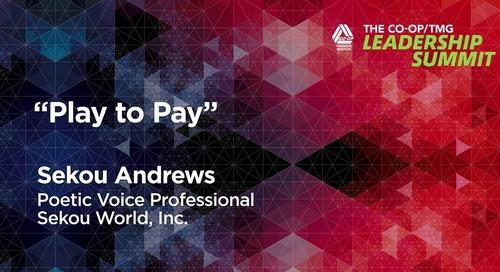 Sekou Andrews - CO-OP Leadership Summit