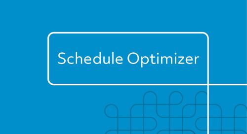 SmartLinx Schedule Optimizer
